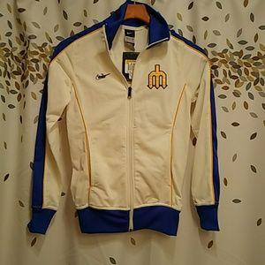Nwt Mariners track jacket size small